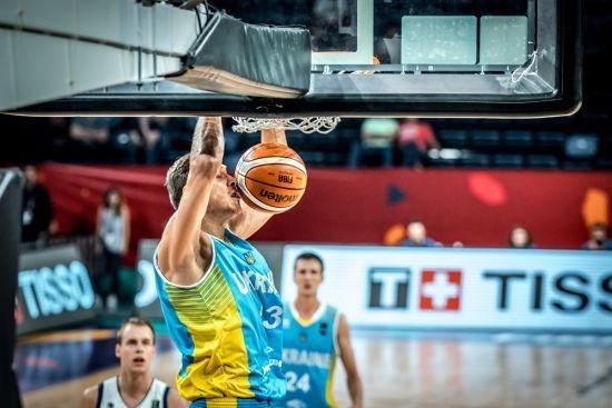 Збірна України без шансів поступилася Словенії і вилетіла з Євробаскету-2017