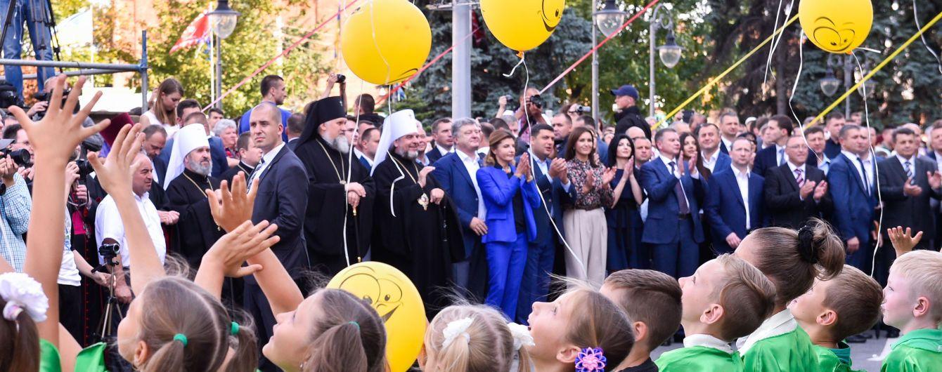 Парад оркестров, водное шоу и бой посуды: три областных центра отпраздновали дни города