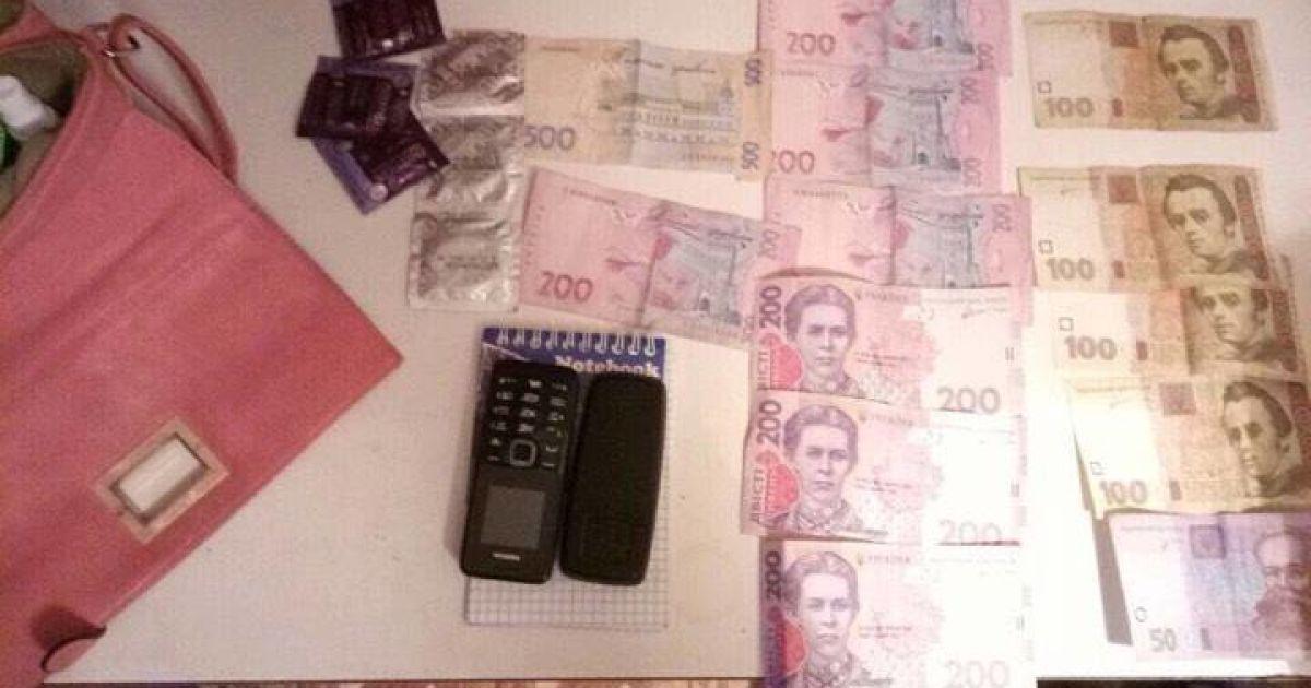 @ facebook/Полиция Одесской области