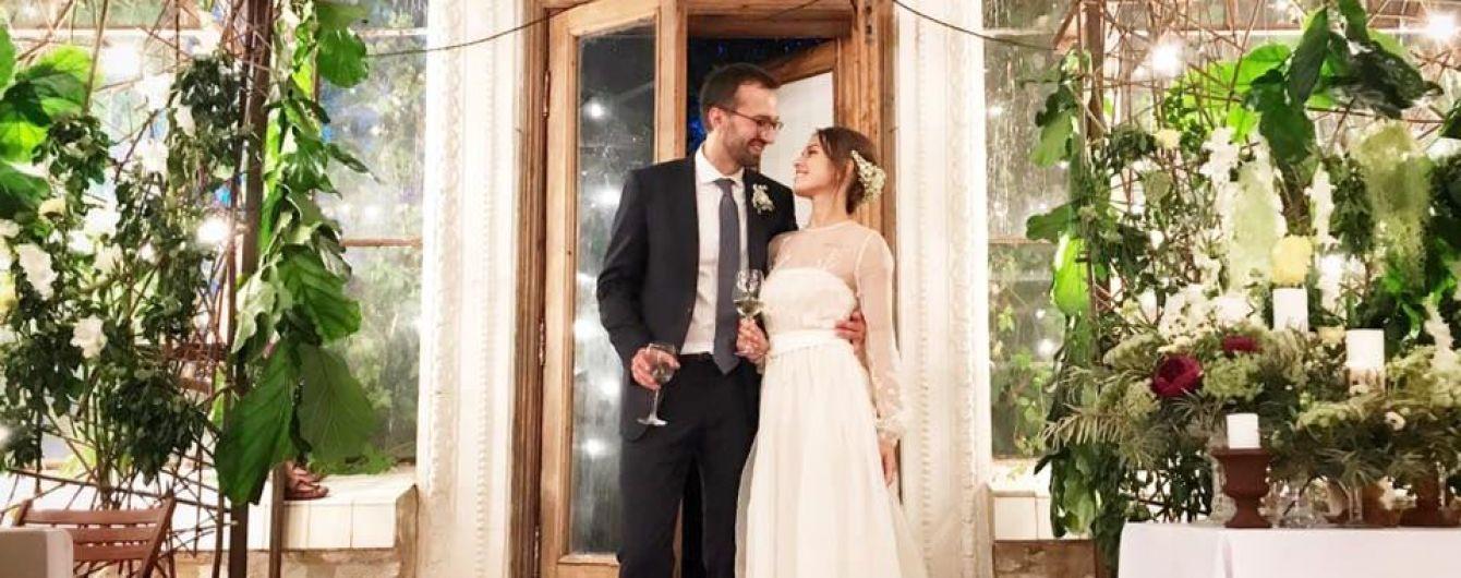 Вечеринка на ВДНХ и близкие друзья. Как прошла свадьба Лещенко и Топольской