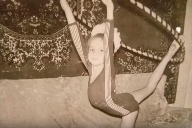 Спортивне минуле Лілії Ребрик_1