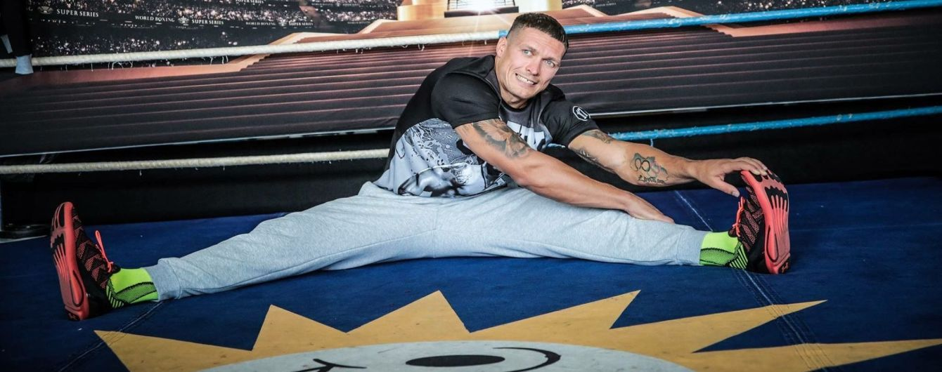 Усик вошел в топ-15 боксеров мира после победы над Хуком