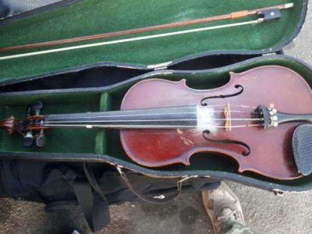 Из Украины пытались незаконно вывезти старинную скрипку
