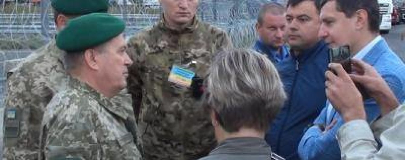 """Пограничники объяснили, почему ограничивают доступ к """"Краковцу"""""""