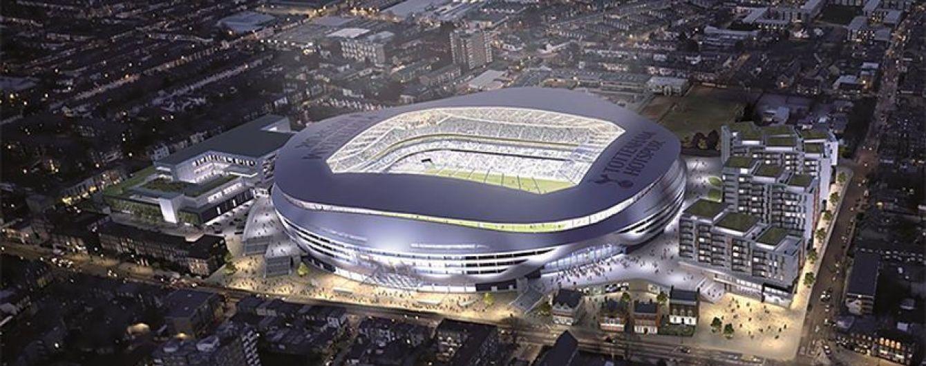 Вперше в історії футбольна команда побудує стадіон з висувним полем