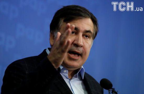 Саакашвили подал заявление на Луценко и руководство ряда ведомств в НАБУ