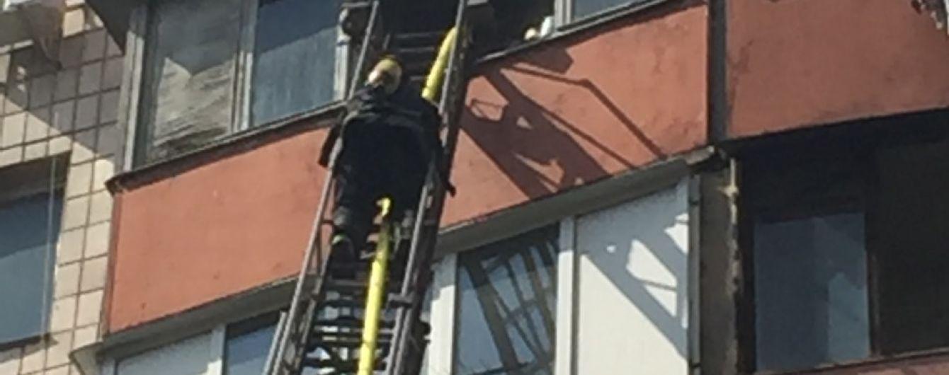 Стали известны подробности смертельного пожара в многоэтажке в Киеве