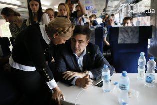 Нынешние соратники Саакашвили хотят на его горбу занять президентское кресло – политтехнолог