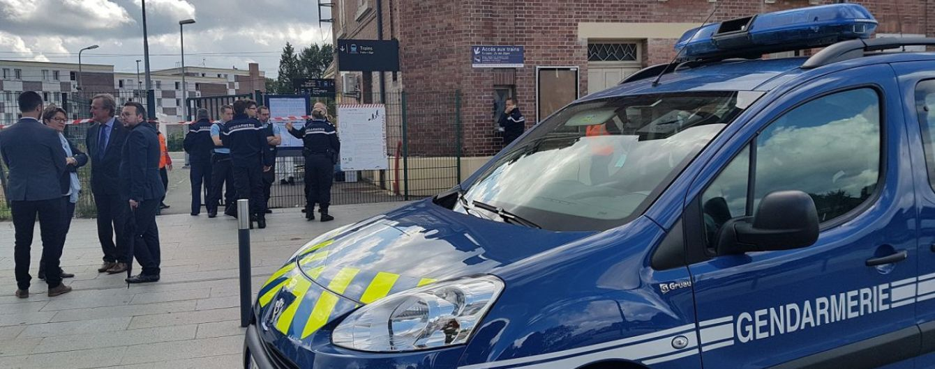 Во Франции на вокзале расстреляли женщину, двух ее детей и друга семьи