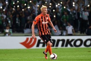 Тайсон: Коваленко - драгоценность украинского футбола