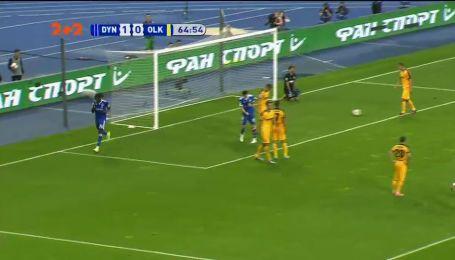Динамо - Александрия - 2:0. Видео гола Мбокани
