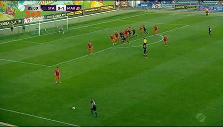 Сталь - Мариуполь - 0:1. Видео-анализ матча
