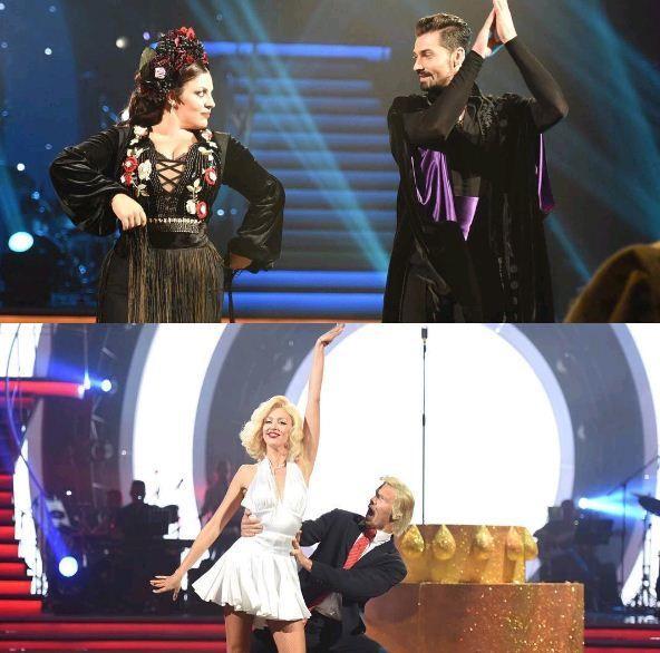 Танці з зірками третій ефір