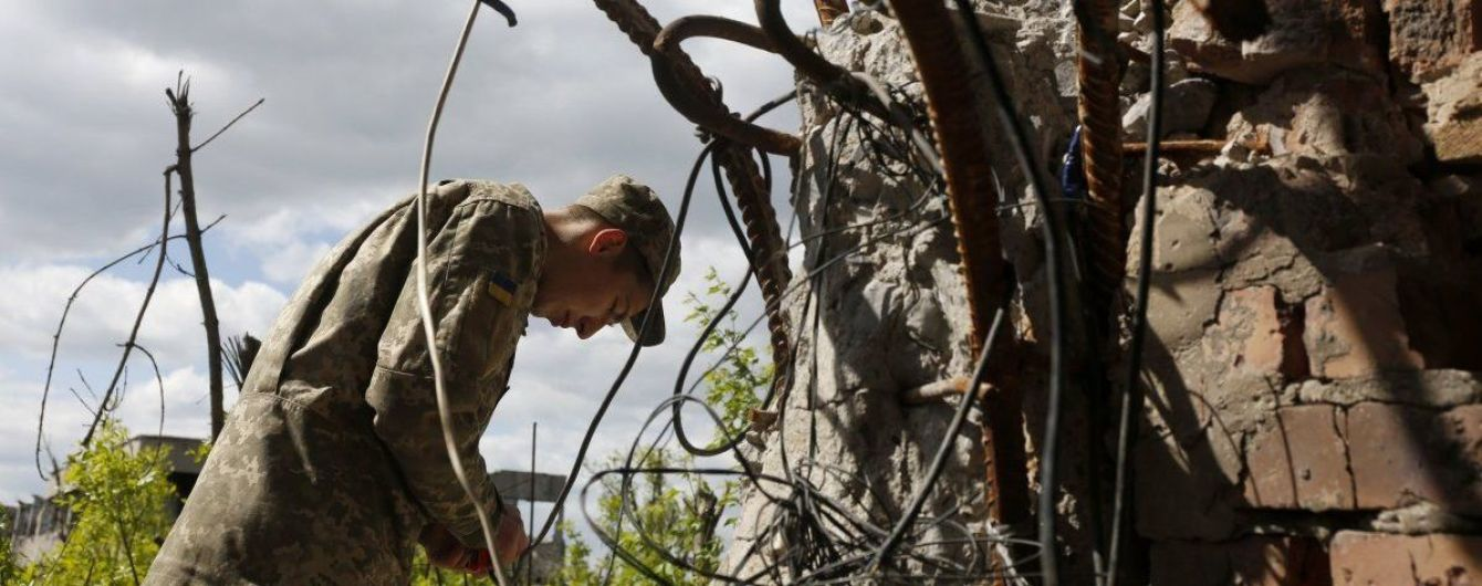 Боевики увеличили количество обстрелов по украинским позициям до полусотни раз. Хроника АТО