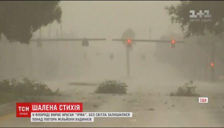Сразу шесть ураганов атаковали Флориду