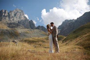 Скічко із дружиною влаштували медову відпустку в Одесі