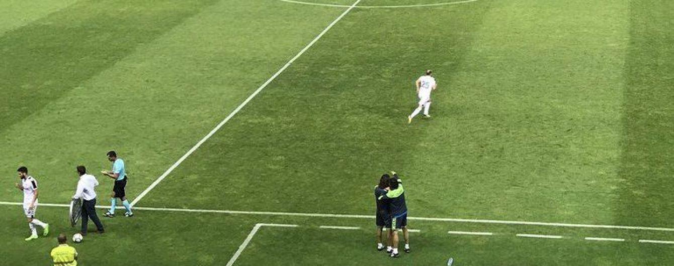 Зозуля дебютував у складі представника другого дивізіону Іспанії