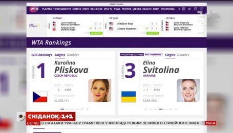 Боксер Александр Усик и теннисистка Элина Свитолина снова прославили Украину