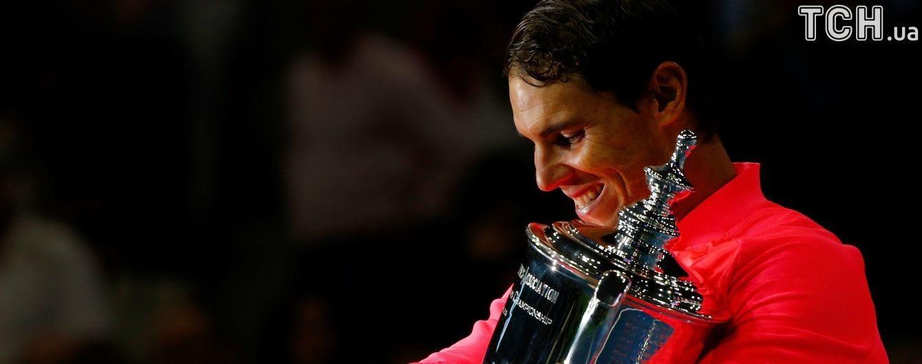 Невероятный Надаль выиграл 16-й титул Grand Slam