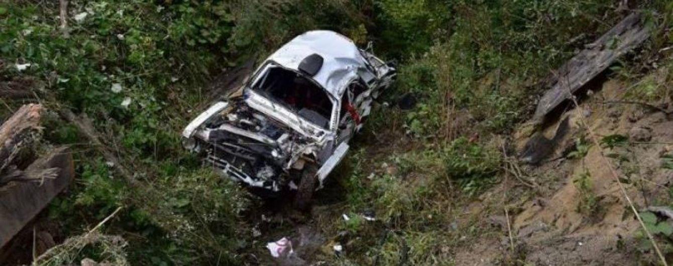 На Буковине во время ралли погиб пилот одесской команды