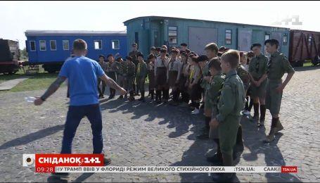 У Чернігівській області розпочалися зйомки фільму про бій під Крутами