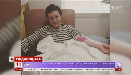 Акторка Шенен Догерті опублікувала оптимістичне відео перед останньою операцією
