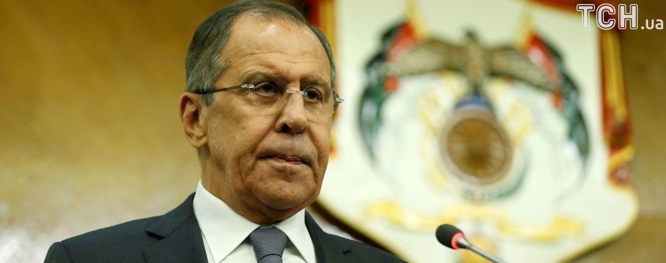 Лавров анонсировал еще одну волну сокращения количества дипломатов США в РФ