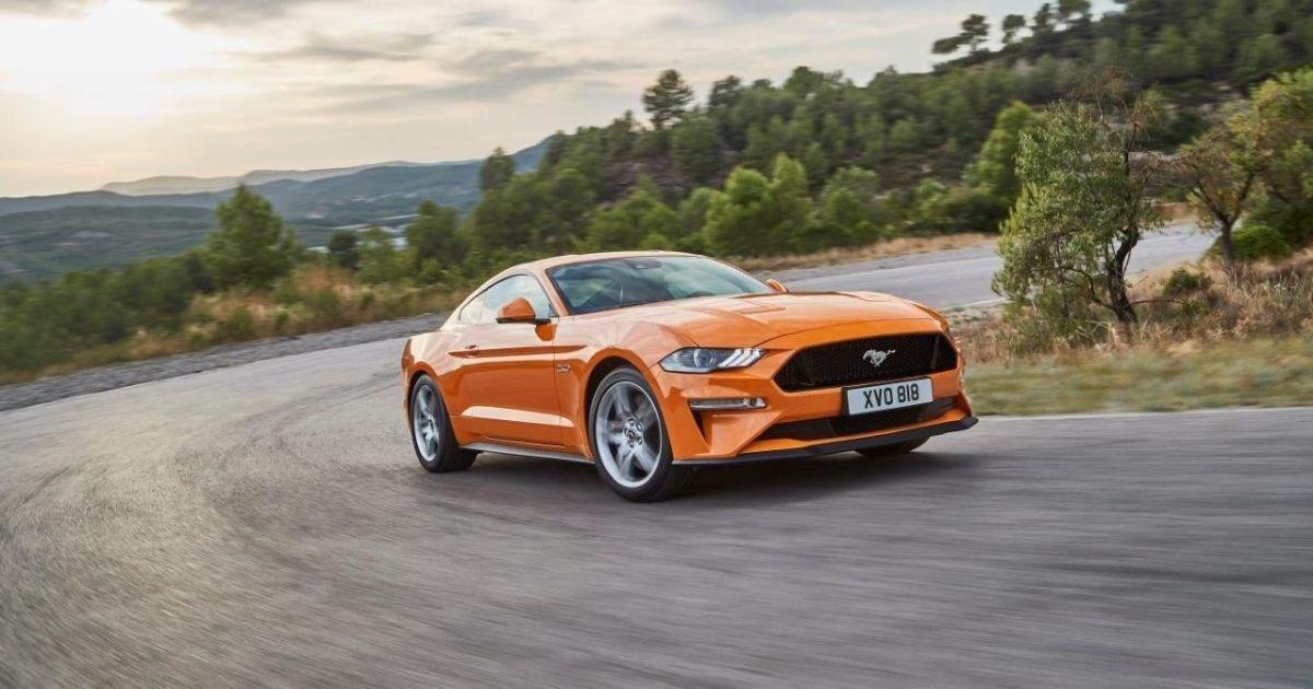 Ford представил обновленный Mustang для европейского рынка