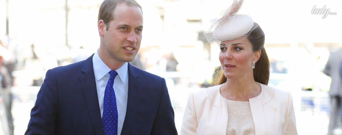 Принц не хотел: герцогиня Кембриджская уговорила мужа завести третьего ребенка