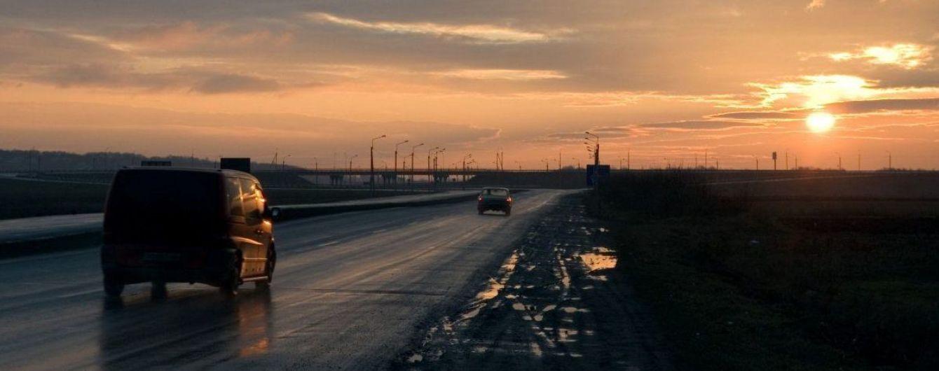 Погода на всі смаки: у вівторок буде дощ і сонце, а температура становитиме від 18 до 33 градусів