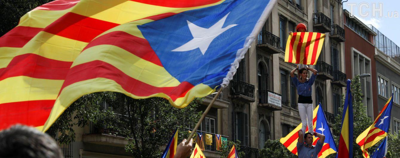 Подробиці референдуму в Каталонії та погрози Трампа КНДР. П'ять новин, які ви могли проспати