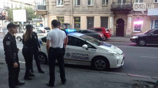 В Одесі побили відому активістку