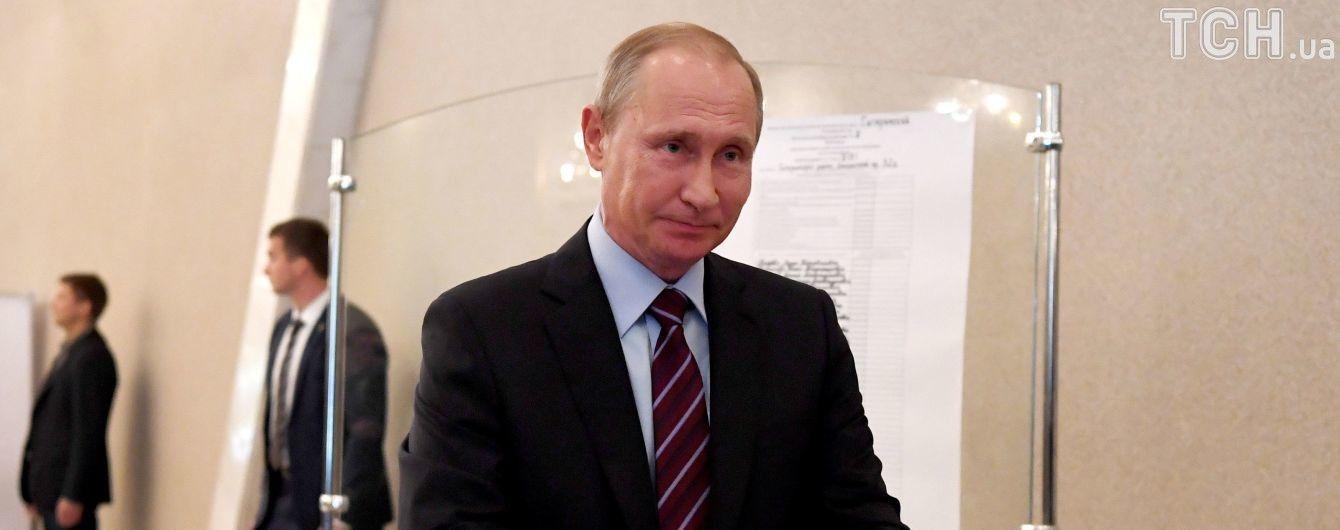 Новий старий господар Кремля: ЗМІ дізналися, як Путін оголосить про участь у виборах президента РФ