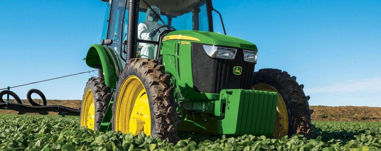 Сельхозтехника John Deere получит искусственный интеллект