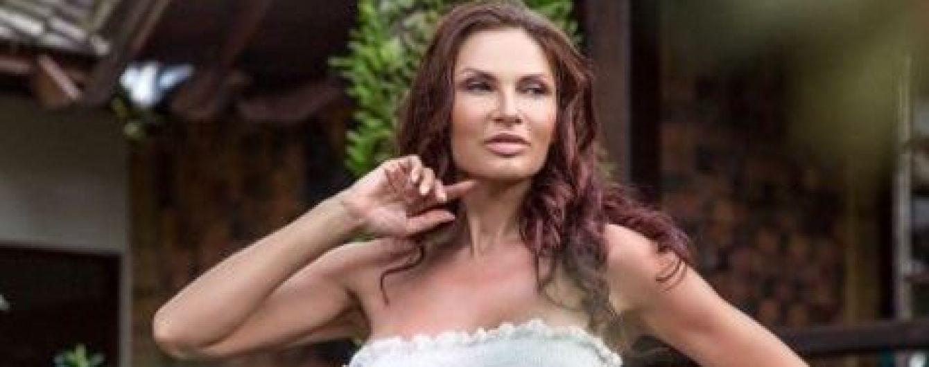 Актриса Эвелина Бледанс развелась с мужем