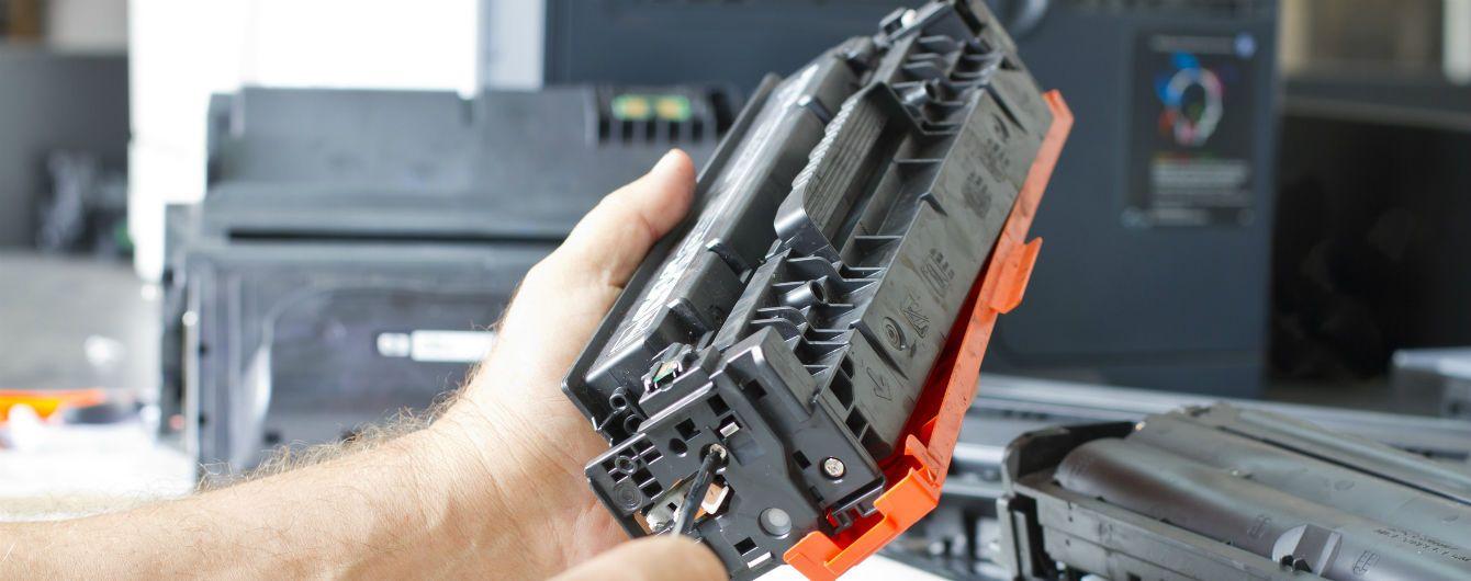 Матеріали для принтерів: чи вартий витрат новий картридж?