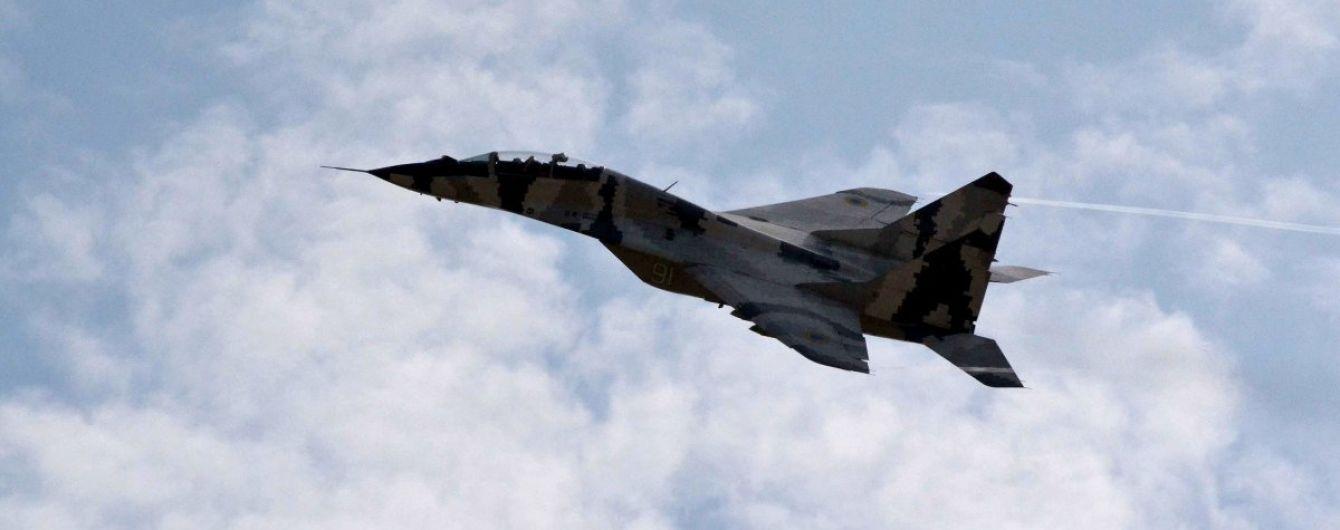Військові частини повітряних сил ЗСУ привели у бойову готовність