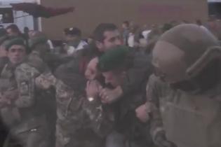 Полиция задержала соратника Саакашвили, который бил пограничников
