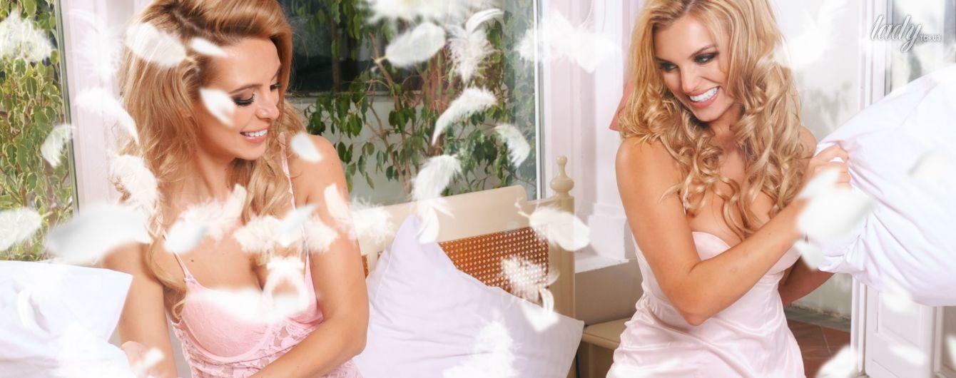 Кружевной пеньюар или пижама с мишками: в чем спят счастливые женщины