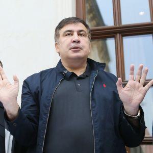 На сайті президента з'явилася петиція з проханням депортувати Саакашвілі в Грузію