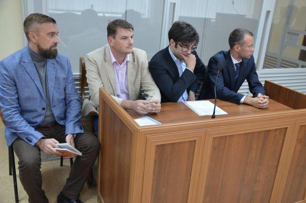 Шуфрича-младшего лишили права управления транспортным средством на 2 месяца
