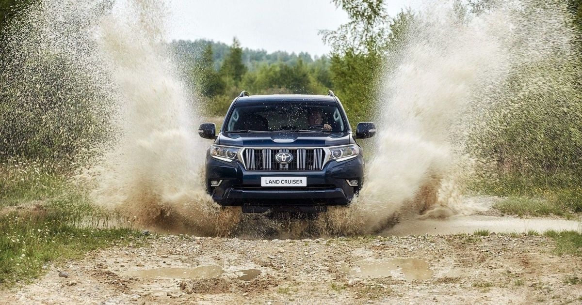 Toyota обновила Land Cruiser Prado