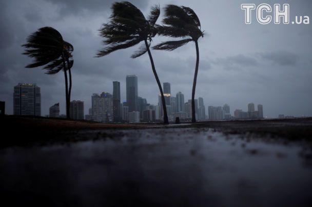 """Ураган """"Ирма"""" приближается к Флориде"""
