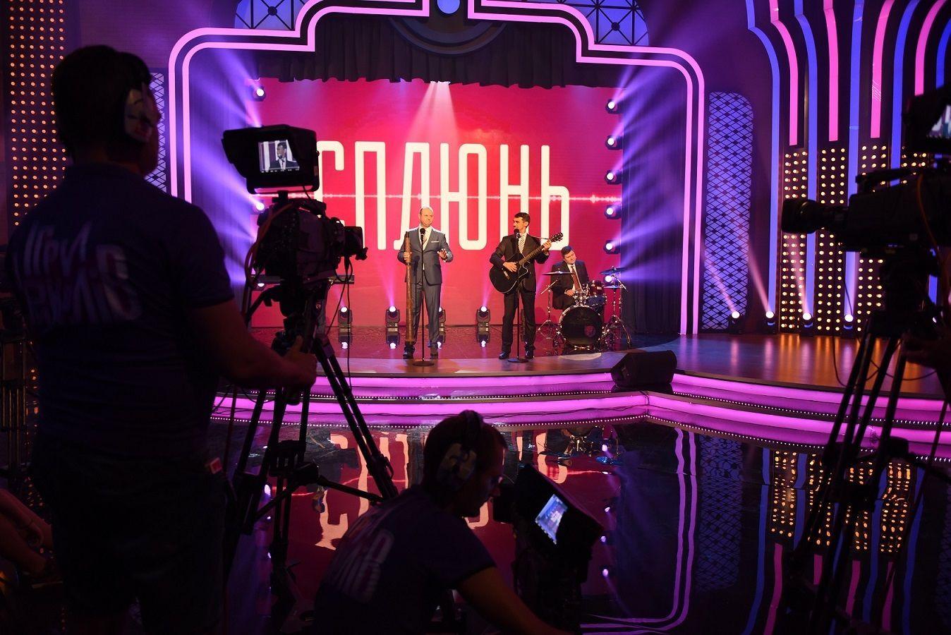 """Нове гумористичне шоу """"Кварталу 95""""_3"""