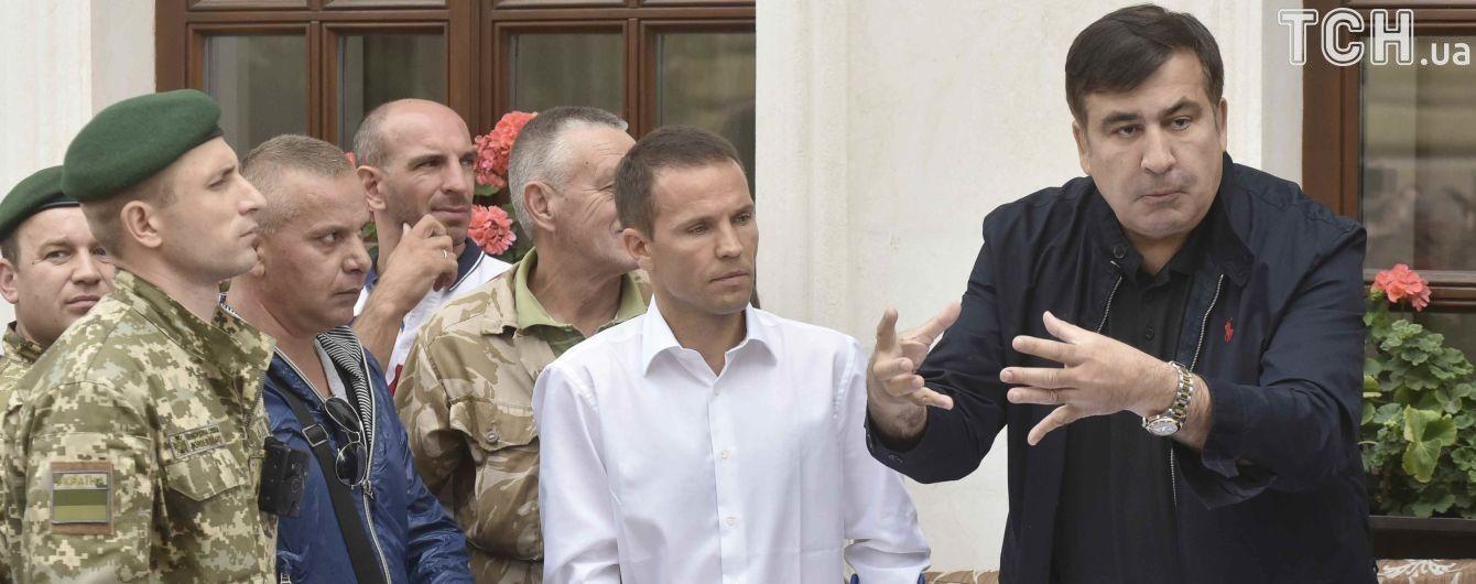 Саакашвили обжалует лишение гражданства в суде – адвокат