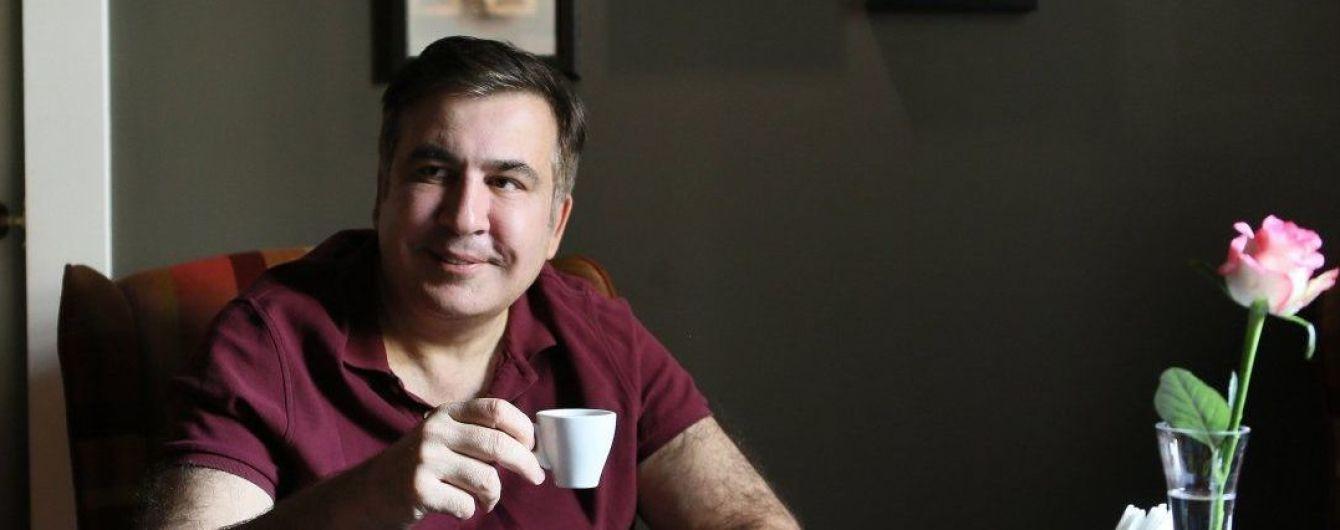 Саакашвили отверг сравнение прорыва границы с вторжением россиян на Донбасс