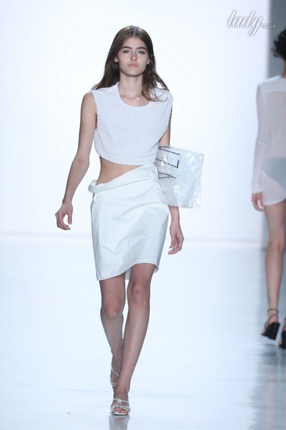 Показ коллекции Светланы Бевзы на Нью-Йоркской неделе моды _8