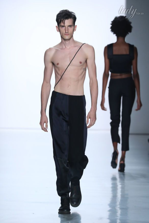 Показ коллекции Светланы Бевзы на Нью-Йоркской неделе моды _7