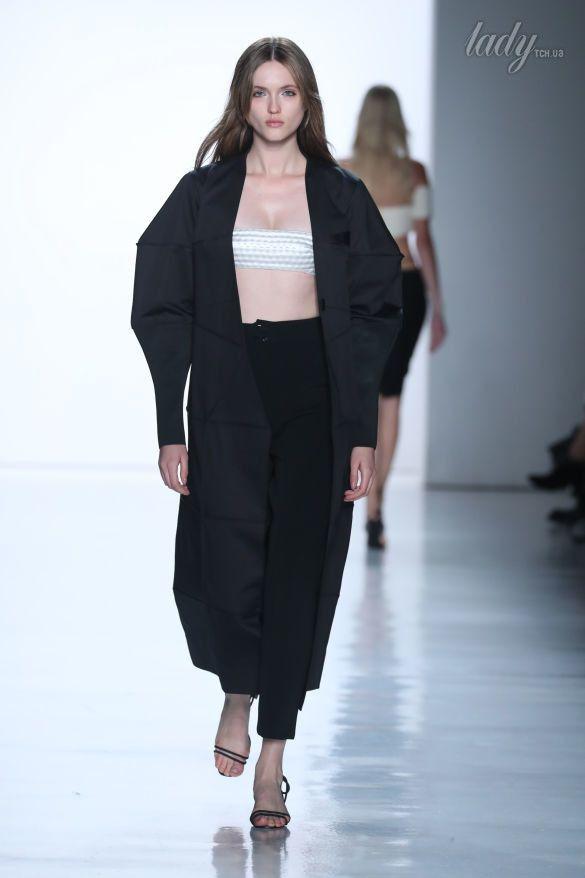 Показ коллекции Светланы Бевзы на Нью-Йоркской неделе моды _1