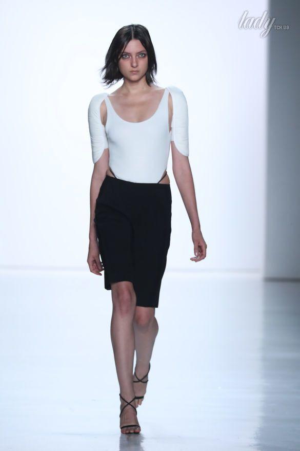 Показ коллекции Светланы Бевзы на Нью-Йоркской неделе моды _9